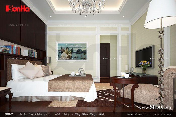 Lựa chọn nội thất đẹp và cao cấp cho phòng ngủ đề cao giá trị của giấc ngủ