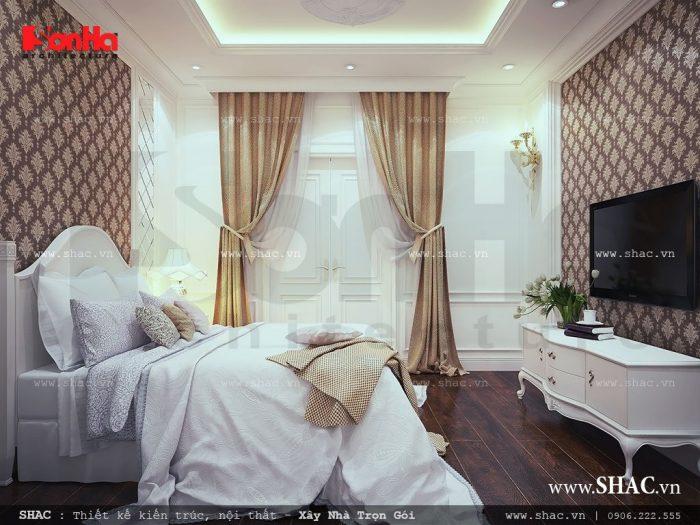 Nội thất phòng ngủ nhỏ hẹp nhưng đẹp