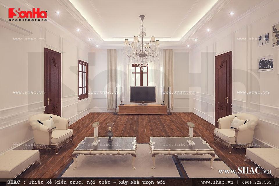 Mẫu phòng hát tại nhà