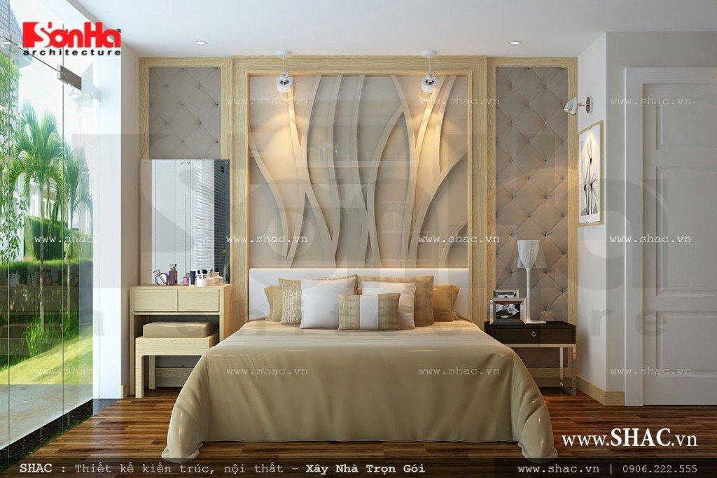 Mẫu phòng ngủ đẹp cho bố mẹ