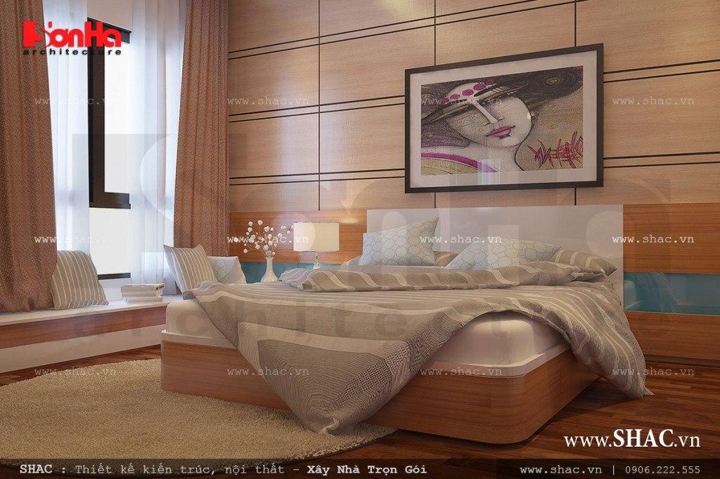 phòng ngủ đẹp kiểu hiện đại