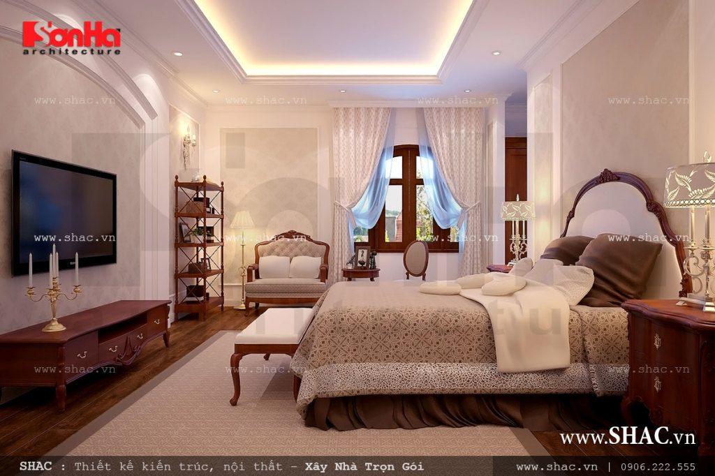 Mẫu phòng ngủ đẹp và sang trọng