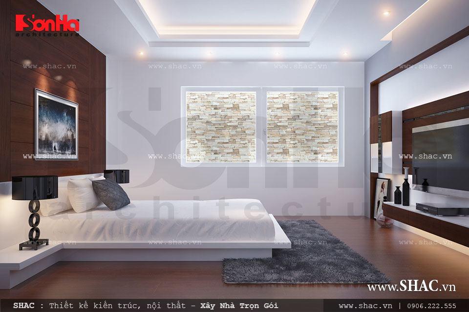 Mẫu phòng ngủ đơn giản