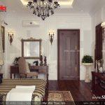 Thiết kế phòng ngủ phong cách cổ điển đẹp