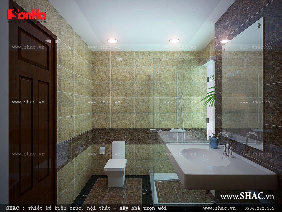 Phòng vệ sinh WC