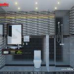Nội thất phòng WC hiện đại