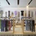 Shop quần áo tại nhà