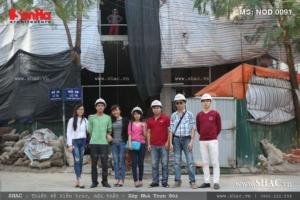 SHAC đi thực tế công trình tại Hà Nội
