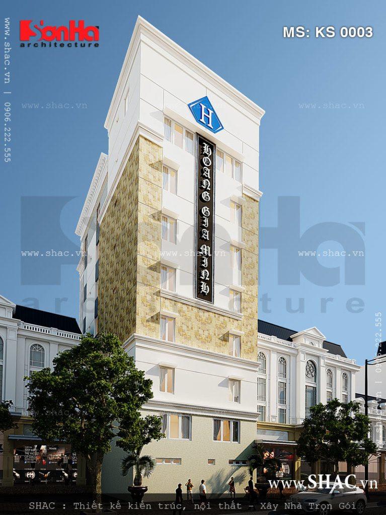 Khách sạn 7 tầng