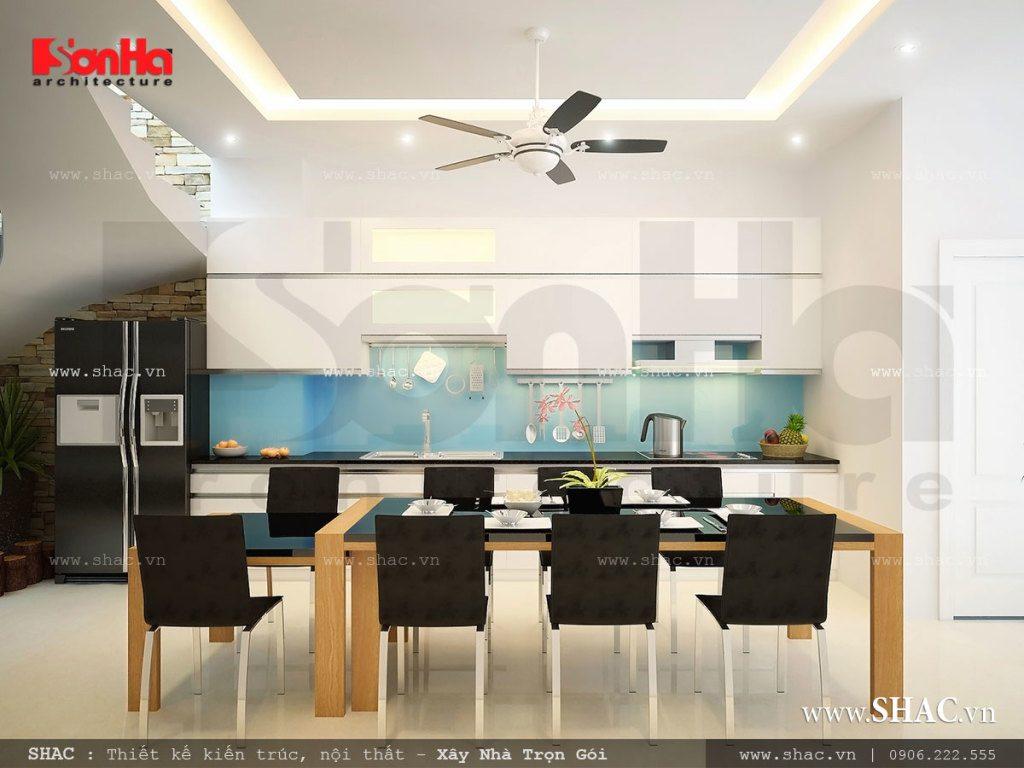 Phòng ăn hiện đại