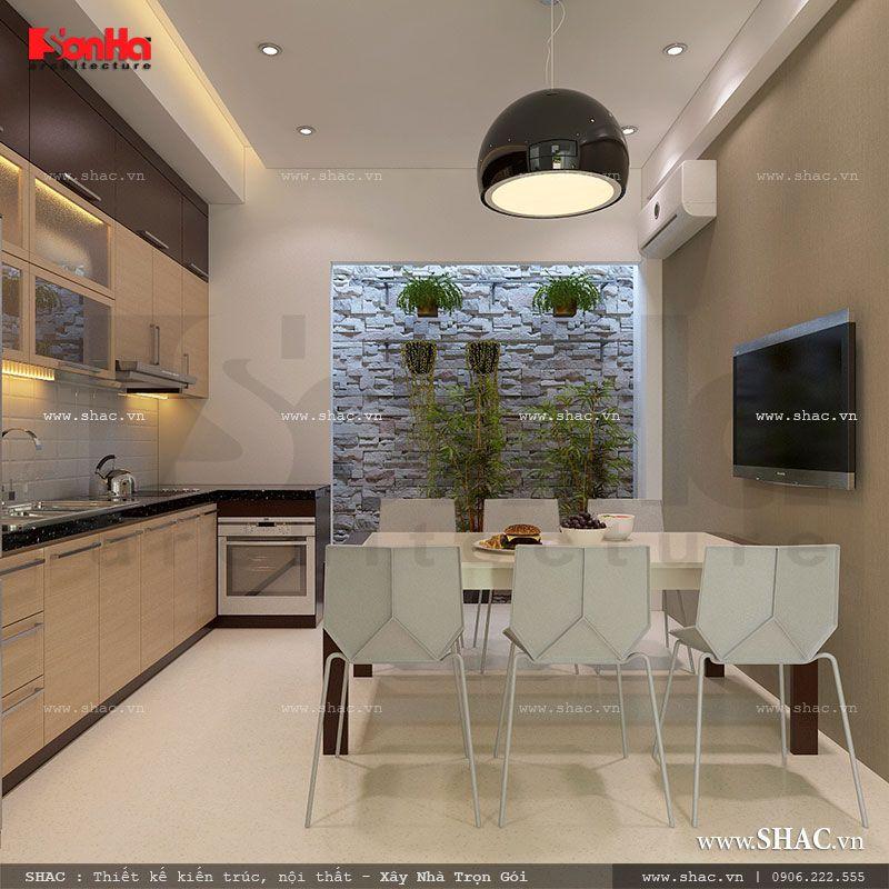 Phòng ăn nhà lô