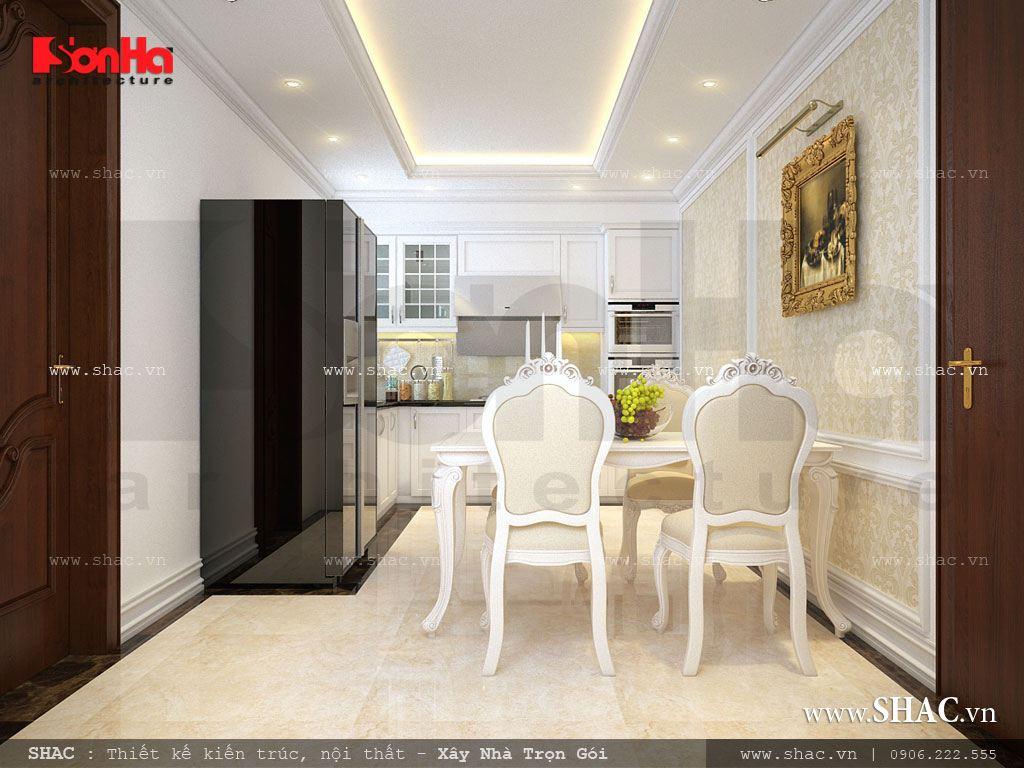 Phòng ăn cổ điển