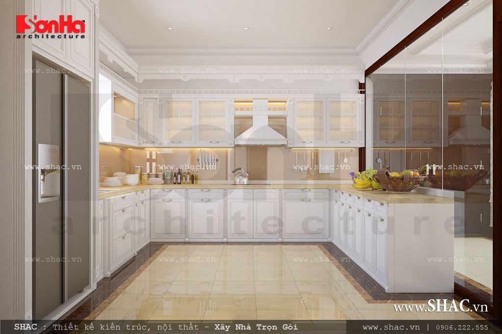 Phòng ăn tầng 5