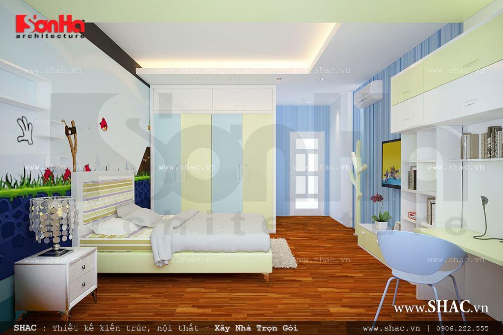 Phòng ngủ dành cho con