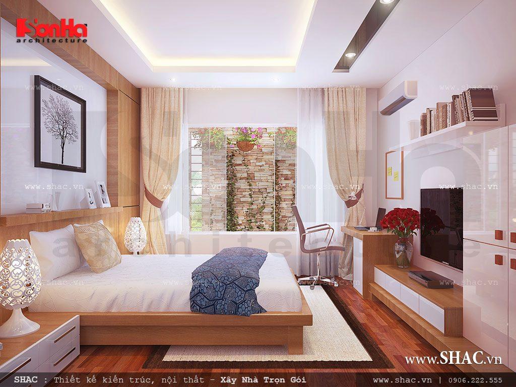 Phòng ngủ đẹp và lãng mạn