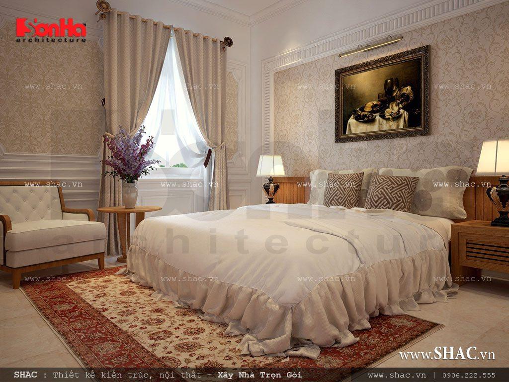 Phòng ngủ đơn khách sạn 4 sao