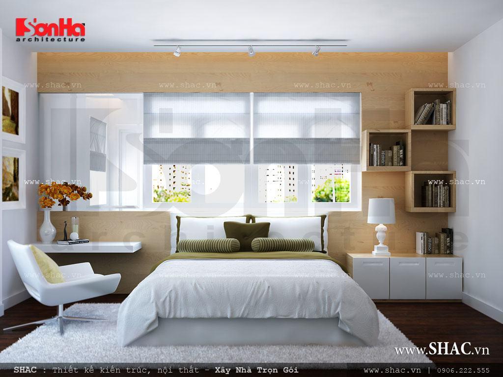 Thiết kế phòng ngủ cho giám đốc
