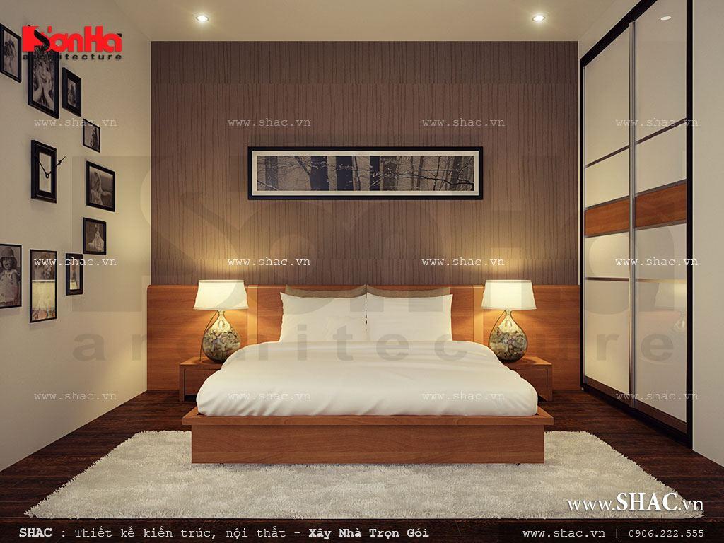 Thiết kế nhà ống hiện đại 3 tầng - NOD 0066 9