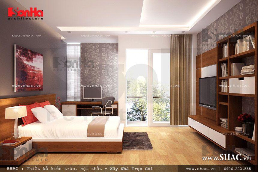 phòng ngủ thoáng đãng đẹp