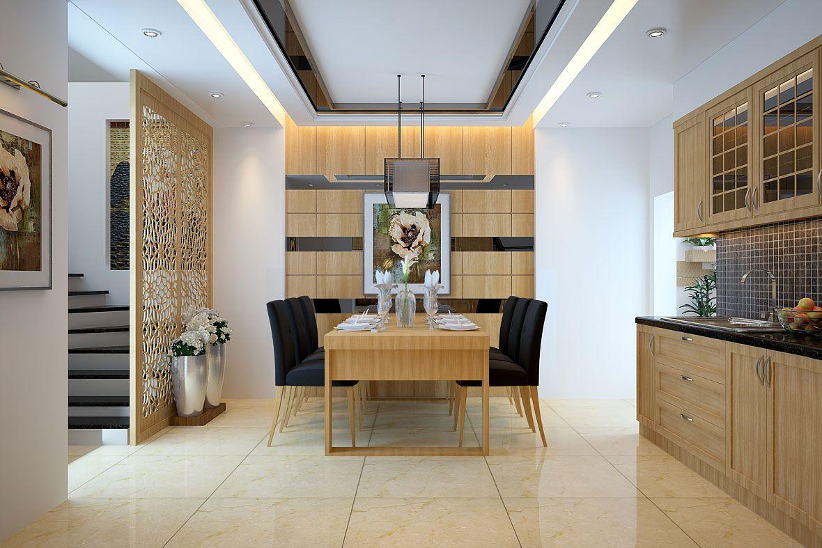 Thiết kế nhà ở kết hợp văn phòng công ty - NOD 0073 8