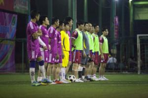 """SƠN HÀ FC - NHÀ VIỆT FC: Phong độ của kẻ giỏi """"lội ngược dòng"""" 2"""