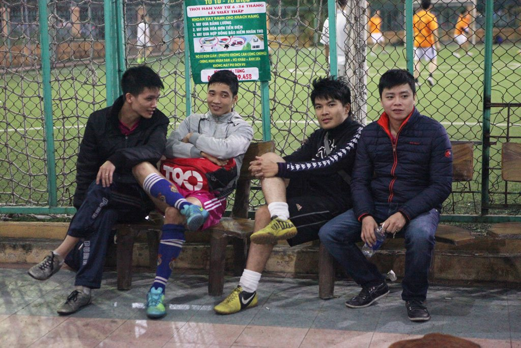 Chung kết giải bóng đá kiến trúc sư trẻ năm 2014 14