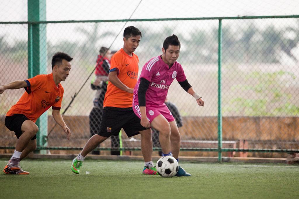 Chung kết giải bóng đá kiến trúc sư trẻ năm 2014 17