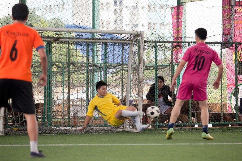 Chung kết giải bóng đá kiến trúc sư trẻ năm 2014 18