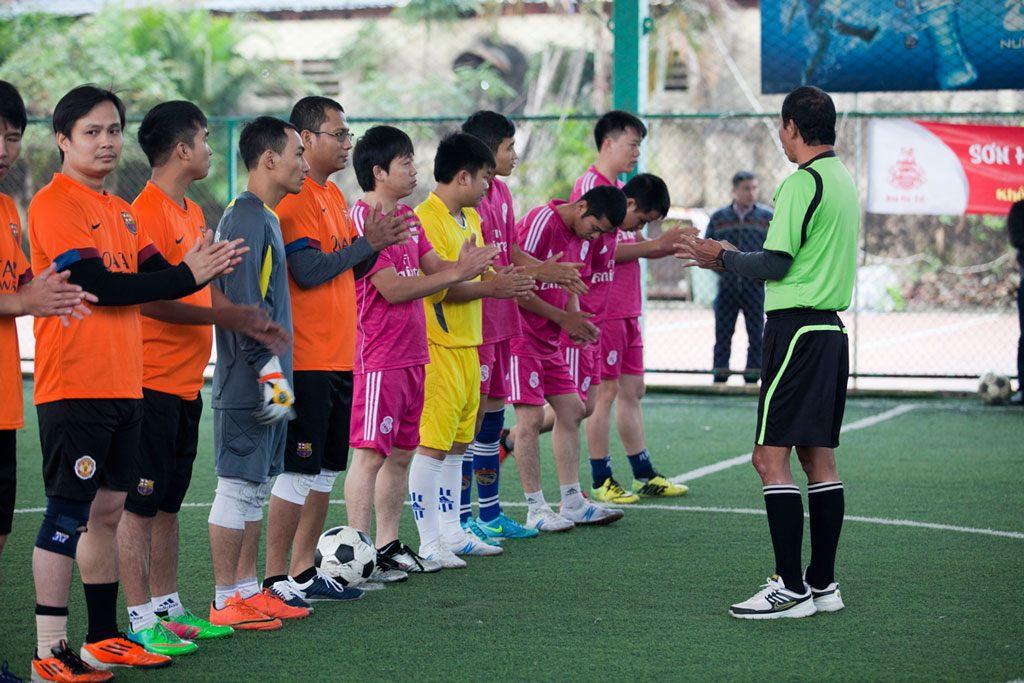 Chung kết giải bóng đá kiến trúc sư trẻ năm 2014 5