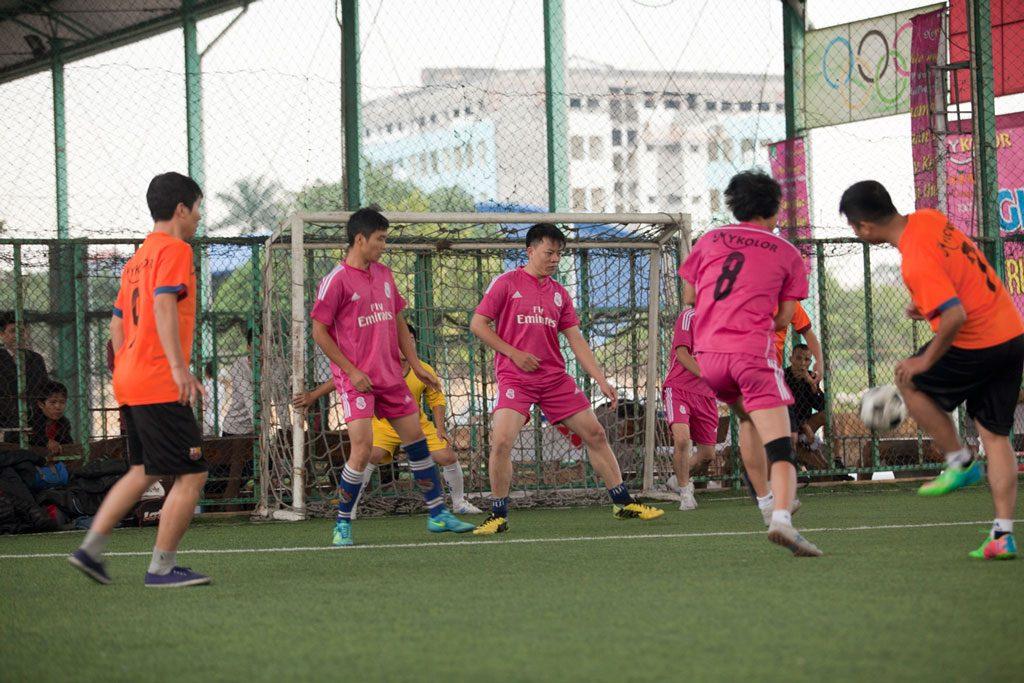 Chung kết giải bóng đá kiến trúc sư trẻ năm 2014 6