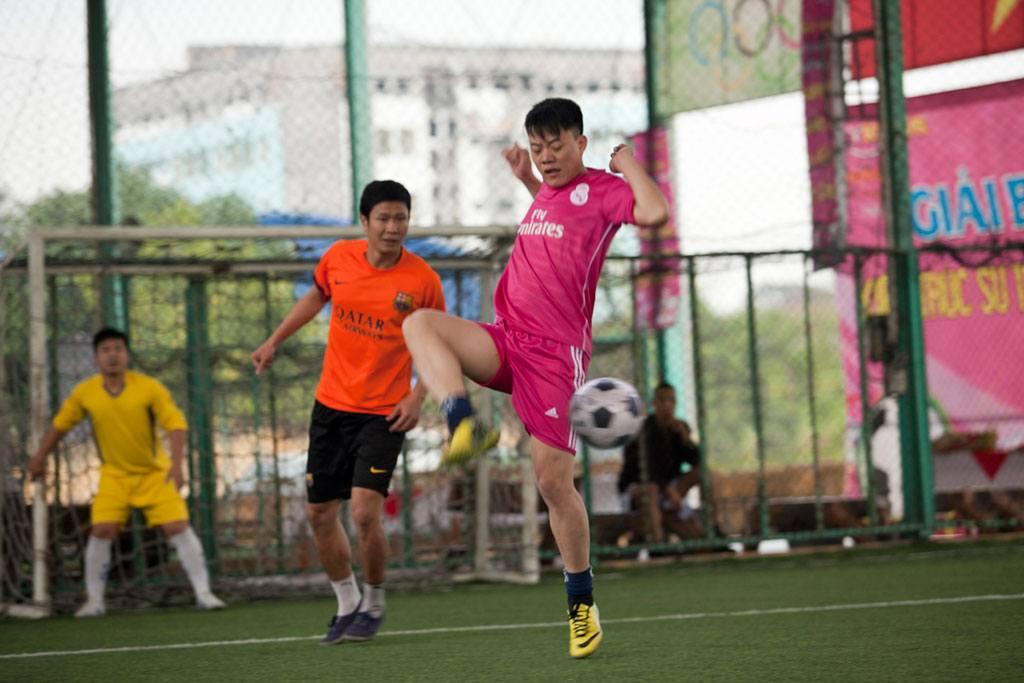 Chung kết giải bóng đá kiến trúc sư trẻ năm 2014 7