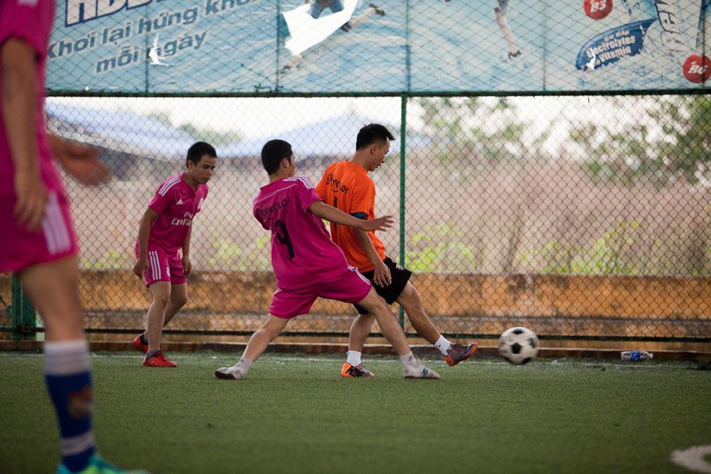 Chung kết giải bóng đá kiến trúc sư trẻ năm 2014 8