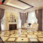 Phòng khách rộng