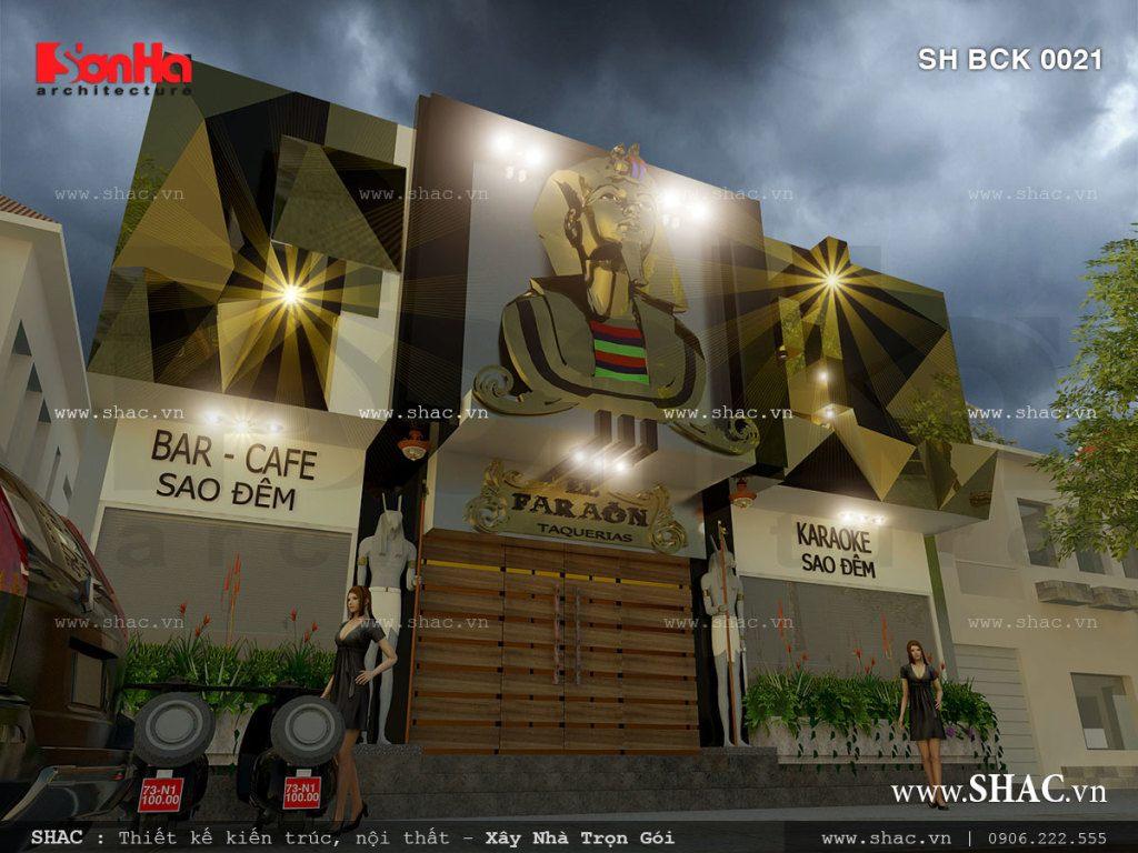 Bar karaoke đẹp