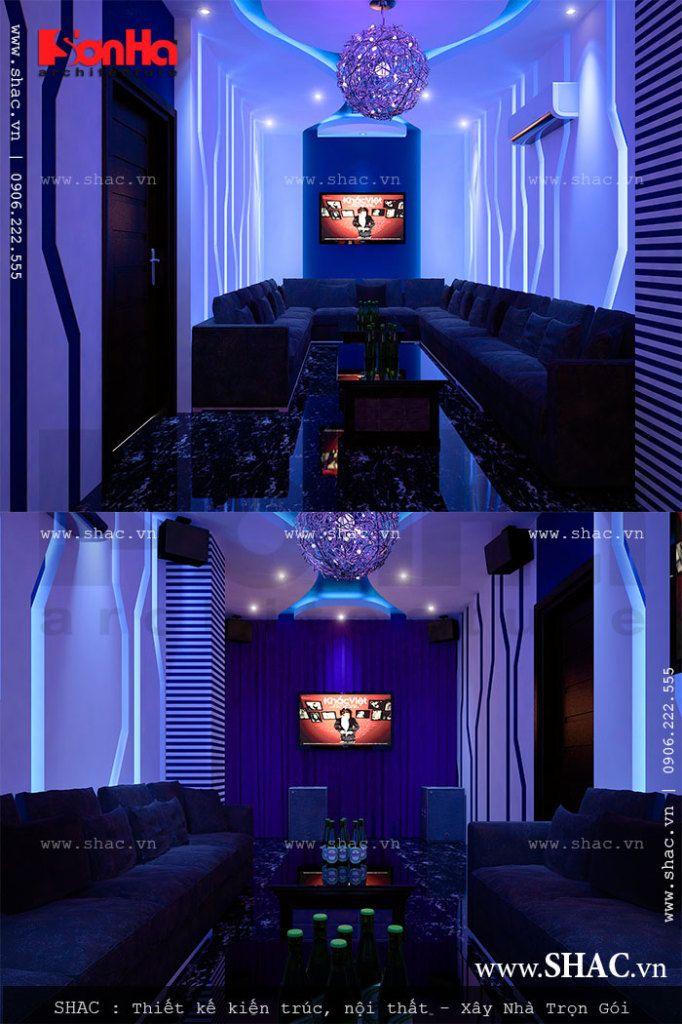 Phòng karaoke 1