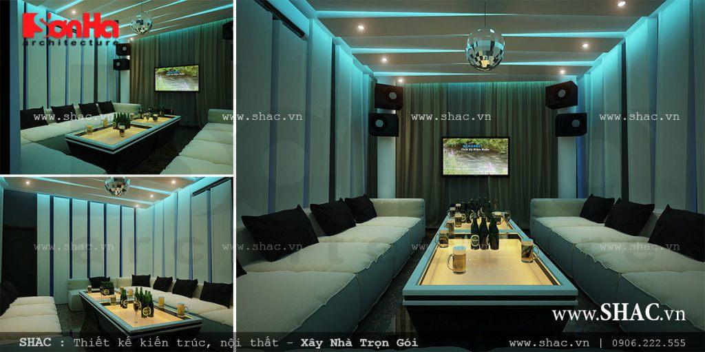 Phòng karaoke số 3