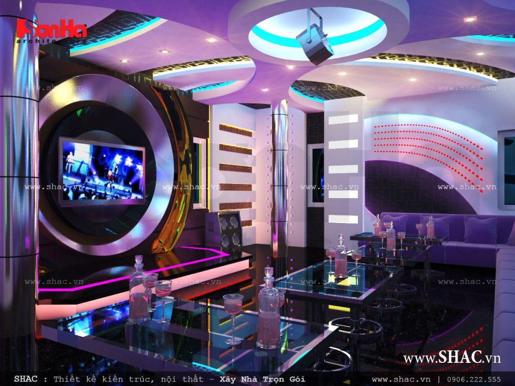 Phòng hát đẹp