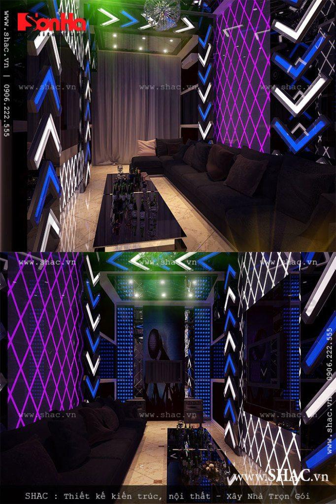 Phòng karaoke số 4
