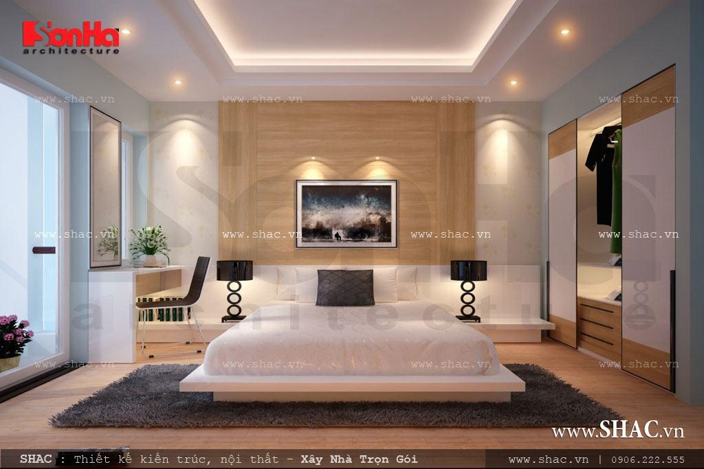 Nội thất phòng ngủ VIP
