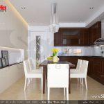 Phòng ăn đơn giản đẹp