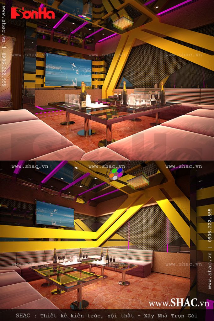 Phòng karaoke tại Hải Phòng