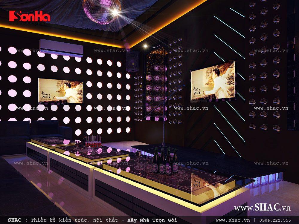 Phòng karaoke Vip