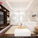 Phòng khách hiện đại cho nhà lô