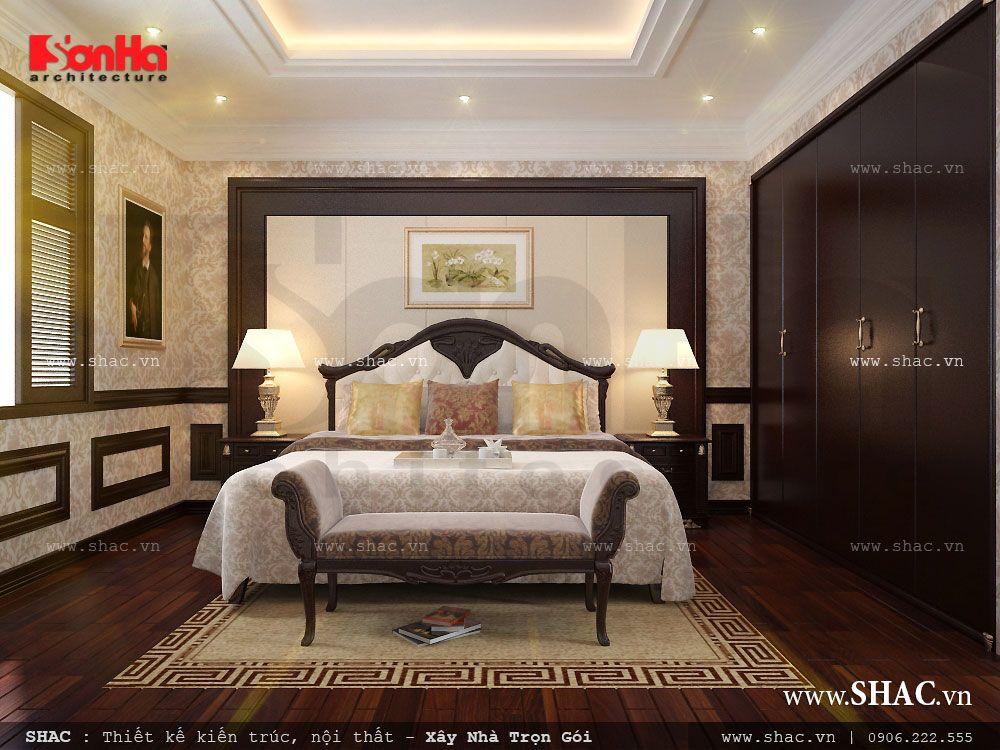 Phòng ngủ biệt thự 1