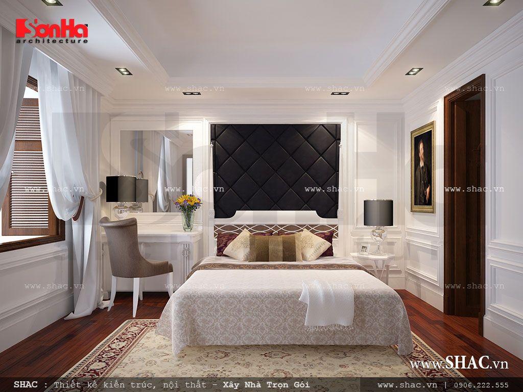 Phòng ngủ biệt thự 2