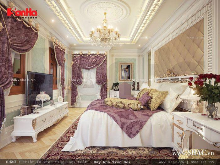 Phòng ngủ đẳng cấp