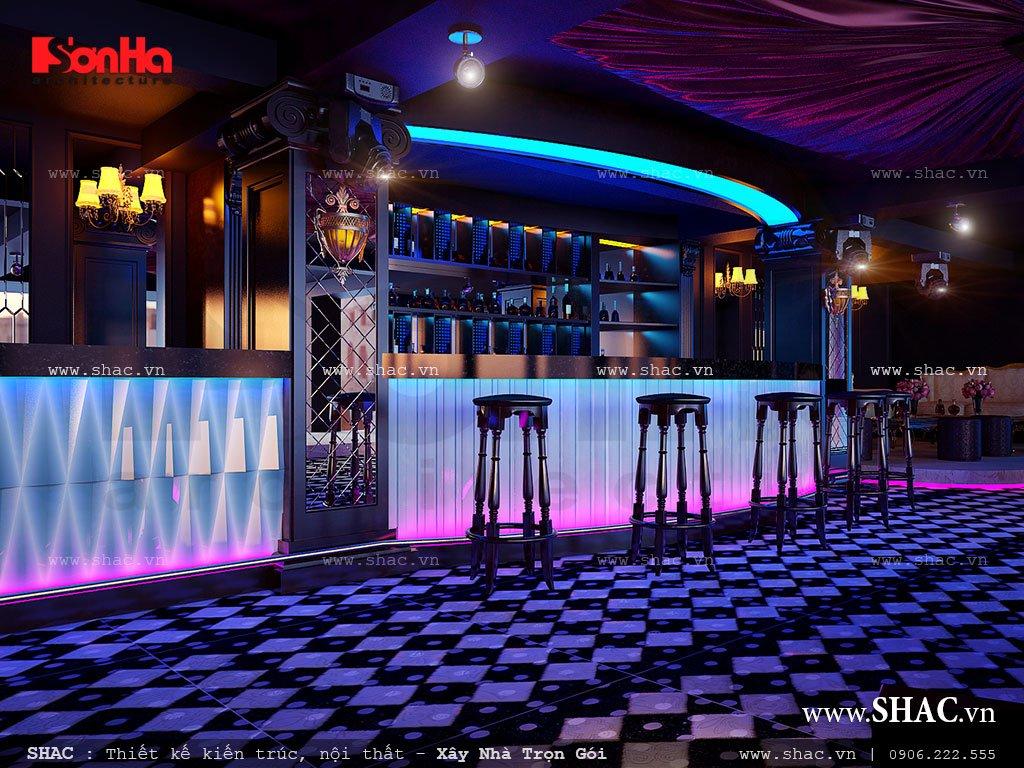 Quầy bar đẹp