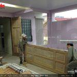 Xưởng SX-TC SHAC thi công và lắp đặt nội thất gỗ cho SH NOD 0002