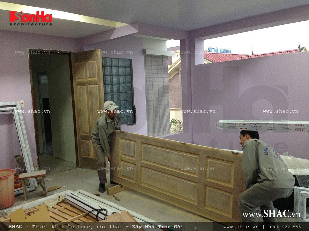 Mời tham gia cổ phần Xưởng sản xuất thi công nội thất gỗ Sơn Hà 12