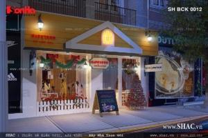 Thiết kế quán cafe teen phong cách